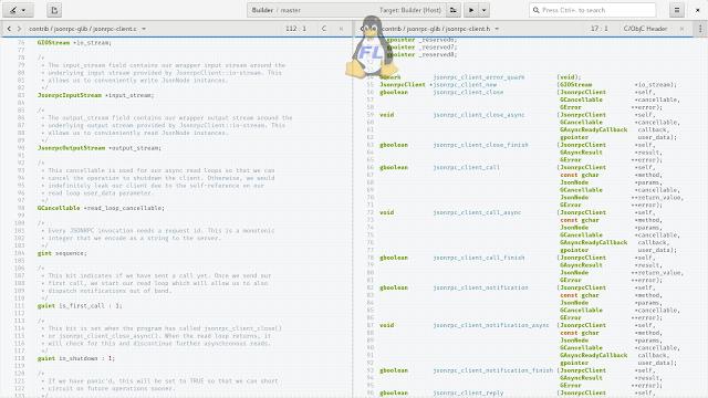 O GNOME Builder IDE está para receber a maior mudança de UI